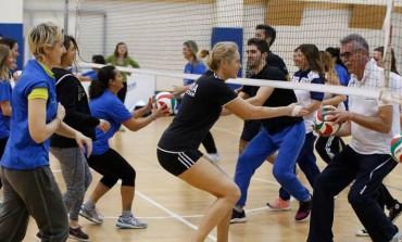 Sportinfiore - Torneo dimostrativo Mamanet e possibilità di sperimentare la disciplina – Riccione 7-8 maggio 2016