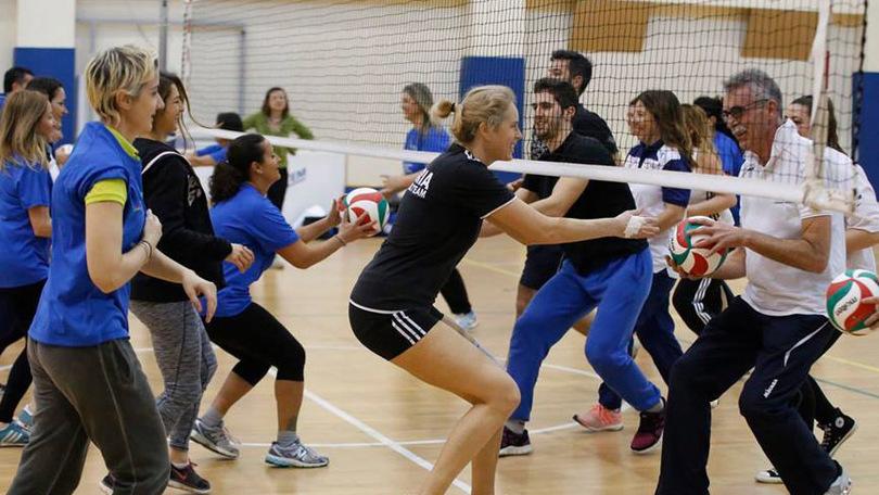 Sportinfiore – Torneo dimostrativo Mamanet e possibilità di sperimentare la disciplina – Riccione 7-8 maggio 2016
